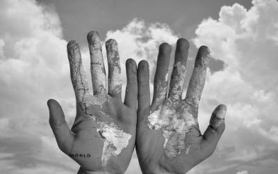 """30.04.2021: """"Raubbau, Klima, Flucht – Globale Krisen in der Literatur"""""""